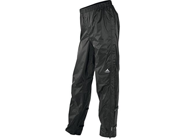 VAUDE M's Fluid Full-Zip Pants II Herr black